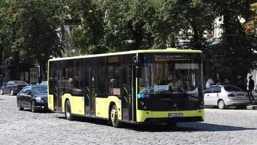 День Незалежності у Львові: більшість автобусів змінять маршрути, а деякі – не курсуватимуть