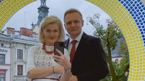 Нам усім сьогодні 30, – Садовий оригінально привітав українців з Днем Незалежності