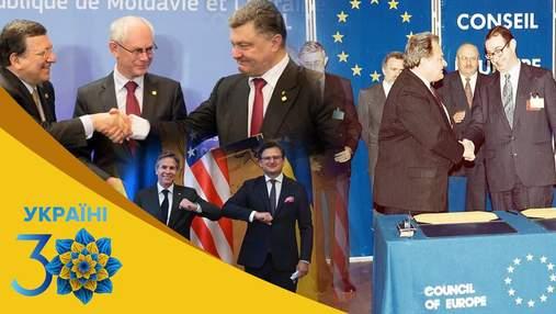 Ассоциация, безвиз и миротворцы: достижения внешней политики Украины за 30 лет