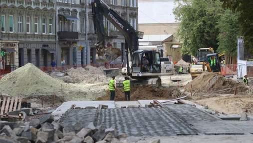 Маємо амбітні плани, – Садовий розповів, коли у Львові завершаться ремонти доріг