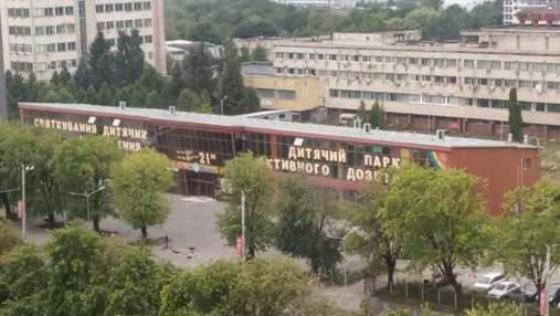 У Львові замість дитячого центру відкриють найбільший в місті алкомаркет