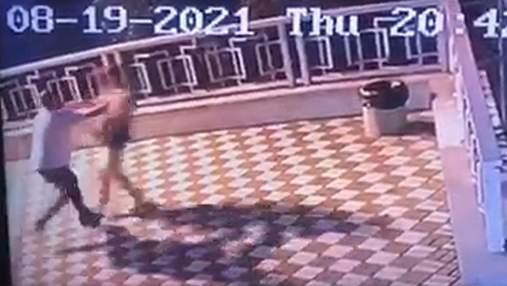Могут оштрафовать: в полиции прокомментировали нападение руководителя ОСМД на ребенка в Киеве