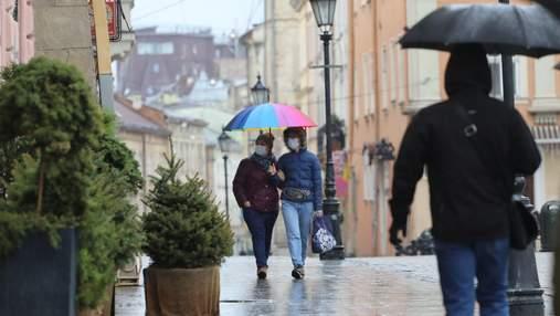 На Львівщині вируватиме негода: рятувальники оголосили штормове попередження