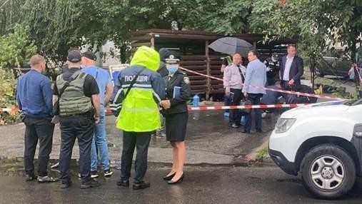 Поліцейські затримали іноземця, причетного до розстрілу чоловіка на ДВРЗ у Києві