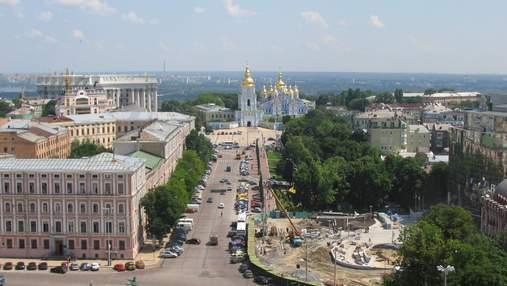 В Киеве на Владимирском проезде частично ограничат движение: назвали даты
