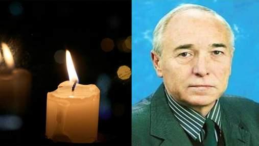 Умер известный украинский педагог Николай Палтышев
