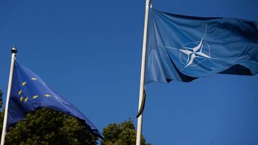 "Україна готова вступати в НАТО та ЄС, але є одне ""але"""