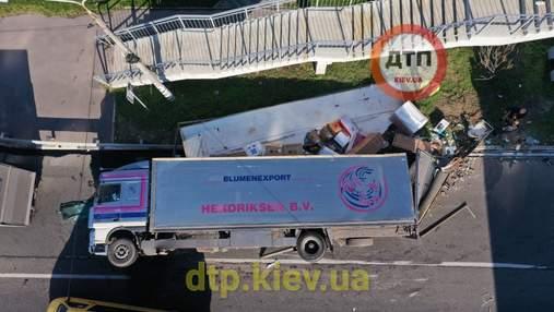 Пробит череп, сломан позвоночник: новые подробности ДТП с майором полиции на Киевщине