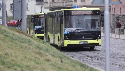 У Львові збільшили кількість трамваїв і тролейбусів