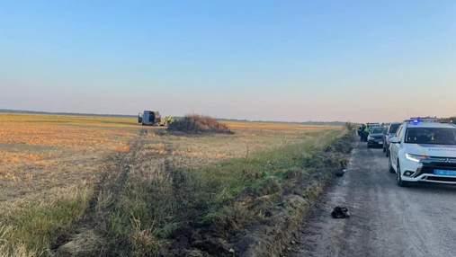 Авария с хасидами на Киевщине: без отца осталось 12 детей – жуткие фото