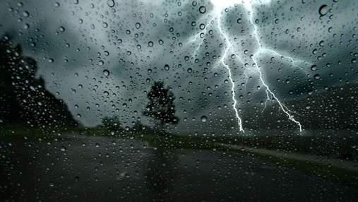 На Львовщине ожидаются грозовые дожди: прогноз погоды на 13 – 17 сентября