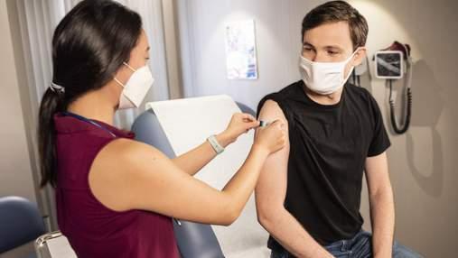 У Києві масово вакцинуються, щоб уникнути локдауну