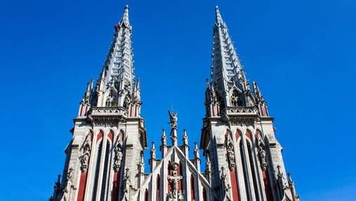 В Минкульте пообещали начать восстановление костела Святого Николая в октябре