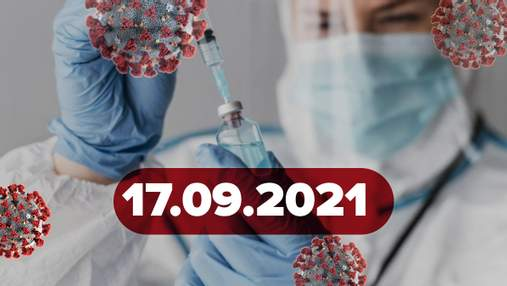 4 регіони можуть перейти у червону зону, закінчилась Moderna: новини про коронавірус 17 вересня