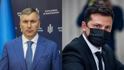Голова ДБР зізнався, коли востаннє бачився із Зеленським та чи дзвонить йому президент