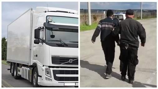 Трое суток под прицепом: на Буковине под грузовиком обнаружили 16-летнего афганца