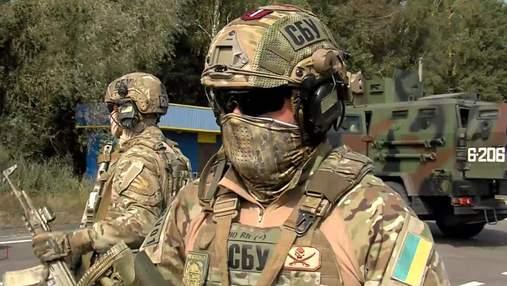 Мощные антитеррористические учения СБУ: Украина усиливает защиту границы с Беларусью