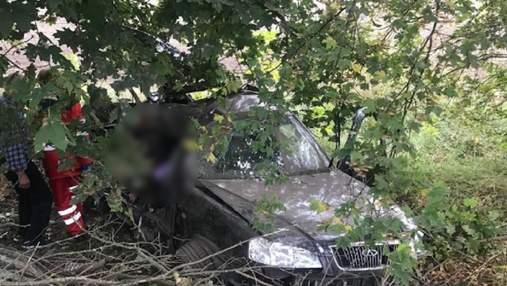 Пасажирка опинилася в багажнику: на Київщині у жахливій ДТП загинули 3 людей