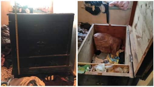 На Донетчине исчезли 10-летняя девочка и 7-летний мальчик: их нашли мертвыми в старом сундуке
