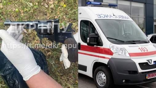 Пьяная стрельба: в Бердянске отчим ранил своего пасынка