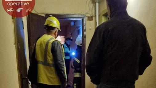 В Киеве мужчина угрожал взорвать дом