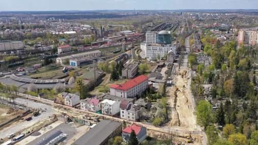 У Львові ще одну частину вулиці Шевченка перекриють на ремонт: схема об'їзду
