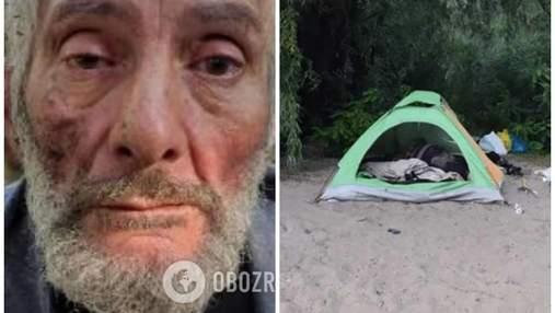 Бежал в Украину из России: что известно о подозреваемом в убийстве женщины возле палатки