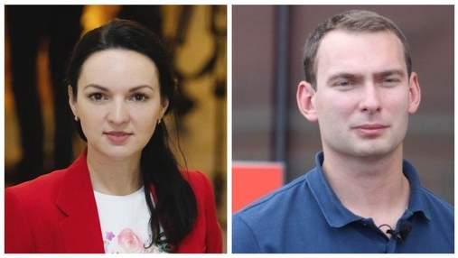 """Хоче відвернути від себе увагу, – Васильченко відповіла Железняку про """"гроші з ОП"""""""