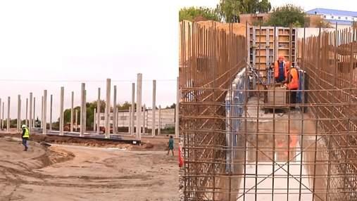 Заложили символическую капсулу: в Житомире начали строительство мусороперерабатывающего завода