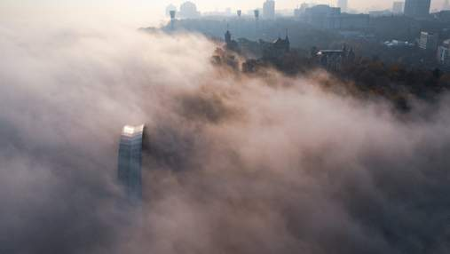 Вихлопні гази старих автомобілів призводять до зростання ракових захворювань й алергій в Україні