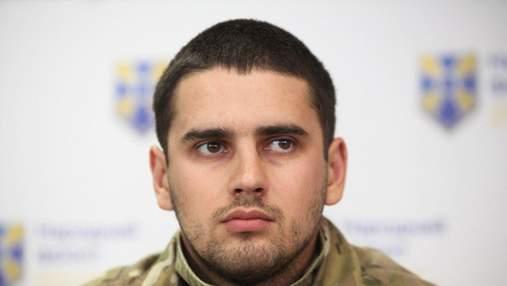 Дейдея звільнили, коли я прийшов, – новий голова поліції Києва про зв'язок з екснардепом