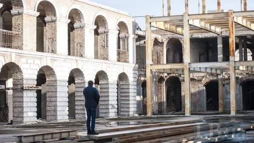 У КМДА звинуватили Мінкульт у руйнуванні Гостинного двору