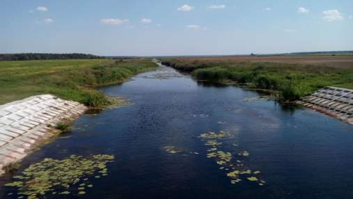 Комунальне підприємство під Києвом вдруге спіймали на забрудненні: цього разу річок