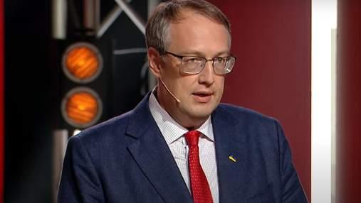 Експеримент для скептиків: Геращенко запропонував сісти в авто, у яке випустять 20 куль