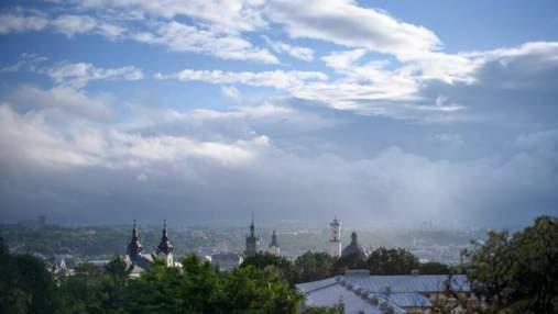 Во Львове ожидают бешеный ветер: синоптики объявили штормовое предупреждение