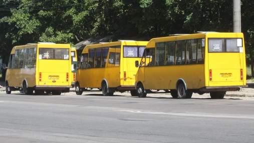 В очікуванні локдауну перевізники підняли ціни на проїзд у маршрутках Київщини
