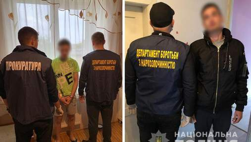 400 тысяч гривен прибыли ежемесячно: на Львовщине задержали группу наркоторговцев