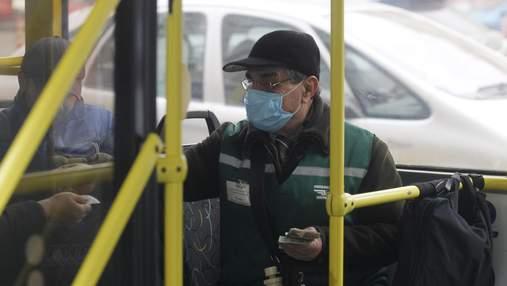 В Киеве анонсировали введение е-пропусков для транспорта в случае локдауна