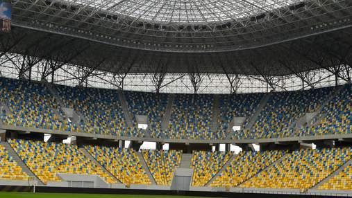 В Україні зупинили продаж квитків на футбольний матч проти збірної Боснії та Герцеговини