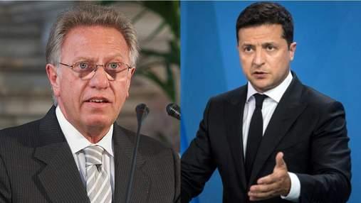Голова Венеційської комісії подзвонив Зеленському: просить надати текст антиолігархічного закону