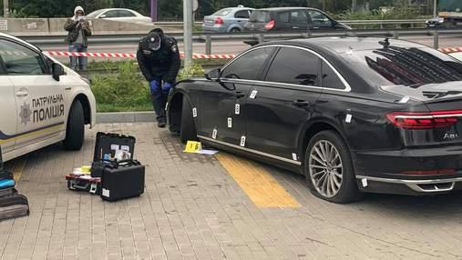 У МВС розповіли про зброю, з якої стріляли в авто Шефіра