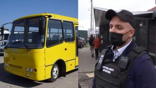 Водії мають один шанс: у київських маршрутках тривають серйозні рейди