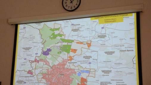 Во Львовской ГТО создадут 6 старостинских округов: для чего это нужно