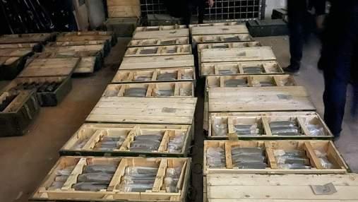 Розпродав цілий арсенал: на Миколаїщині викрили начальника складу військової частини
