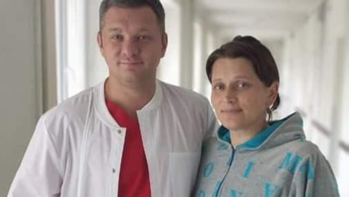 Львовские врачи успешно прооперировали женщину с чрезвычайно редким заболеванием