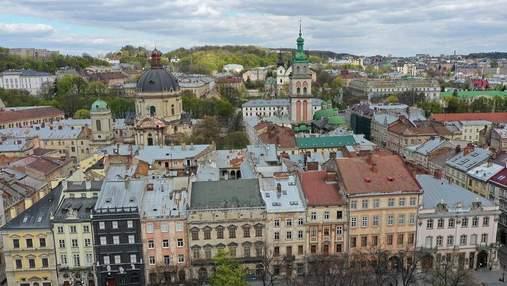 Во Львове разработали границы исторического ареала: последнее слово за депутатами