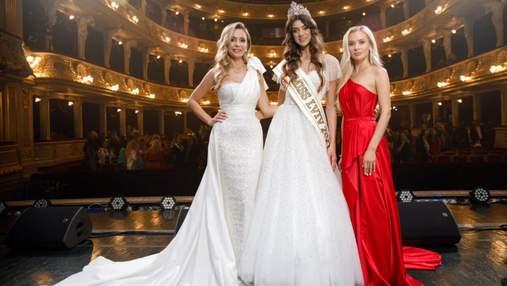 """Во Львове выбрали """"Мисс 2021"""": невероятные фото"""
