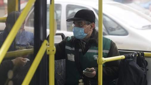 В общественном транспорте Львовщины будут проверять соблюдение масочного режима