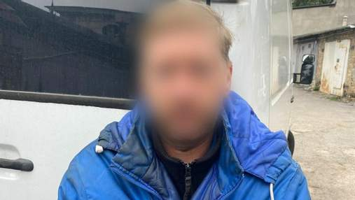 На Київщині затримали 48-річного чоловіка, який зґвалтував неповнолітню