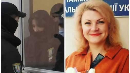 Підозрювана у моторошному вбивстві подруги-поліцейської постане перед судом у Києві